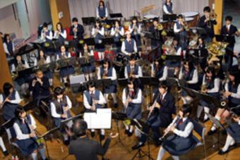 サタデーオンステージ「奈良県立高円高等学校吹奏楽部の演奏会」を開催
