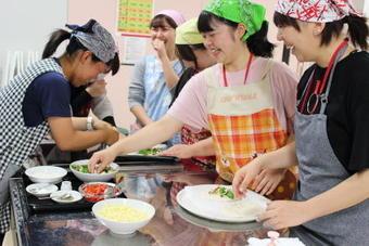 奈良文化論の講義・実習で「大和野菜」について学びました