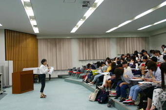 奈良文化論の講義で「うみやまあひだ」を鑑賞しました