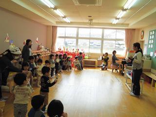 第8回2歳児保育「おひさまぽっかぽか組」を開催しました