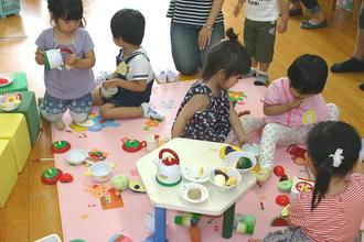 第3回2歳児保育「おひさまぽっかぽか組」を開催しました
