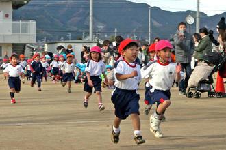 マラソン大会を開催しました
