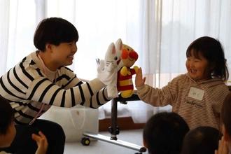 2歳児保育「おひさま・ぽっかぽかルーム」を開催しました